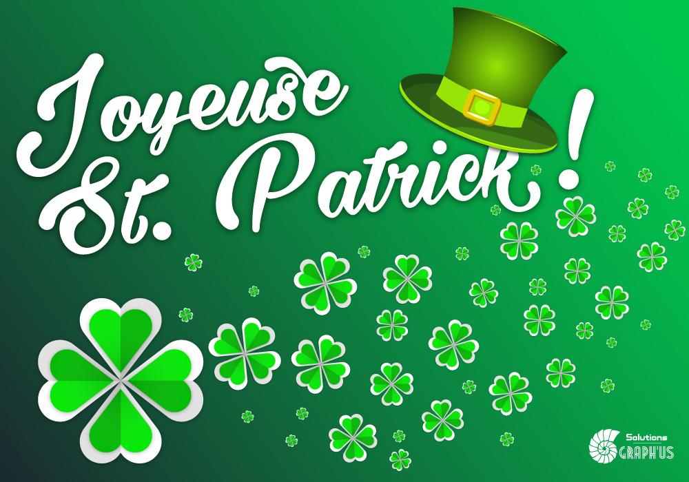 Blog Solutions Graph'us - Joyeuse Saint-Patrick !