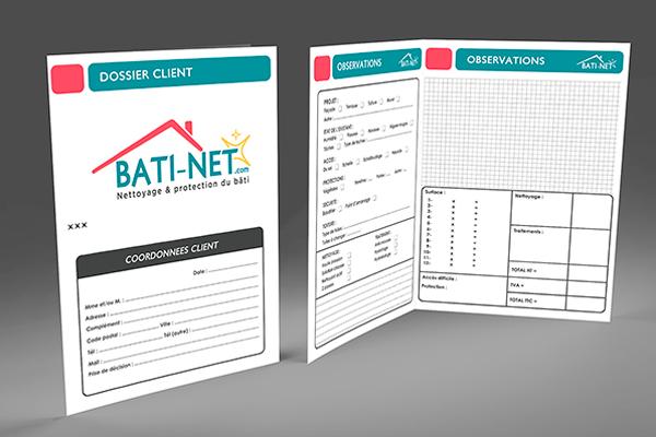 Bâti-Net - Dossier client
