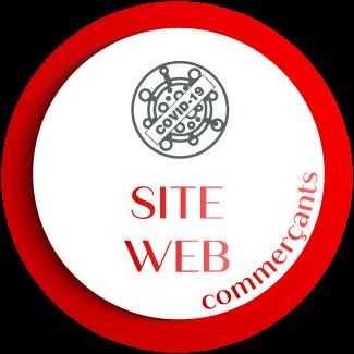 Site commerçant - Offre spéciale COVID -15% (confinement)