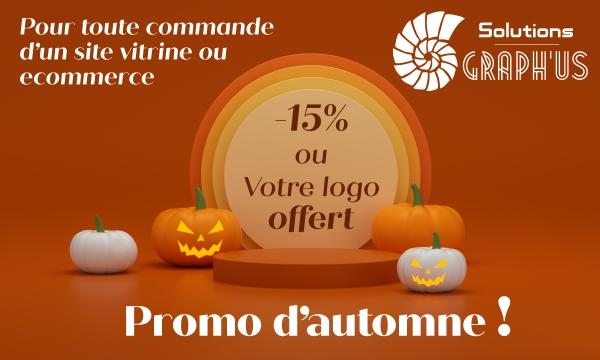 Promotion d'automne !