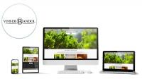 Réalisation et refonte du site de La Maison des Vins de Bandol