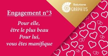 Saint-Valentin - Engagement n°3