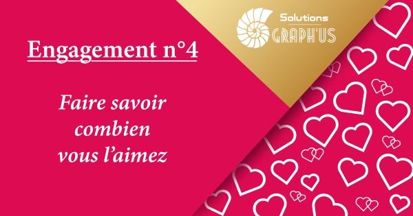 Saint-Valentin - Engagement n°4
